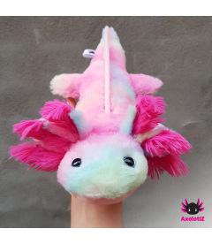 Axolotl - Rainbow 2.0 pink gills